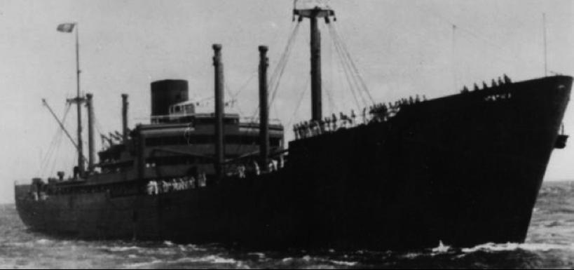 Вспомогательный крейсер  «Kormoran» (HSK-8)