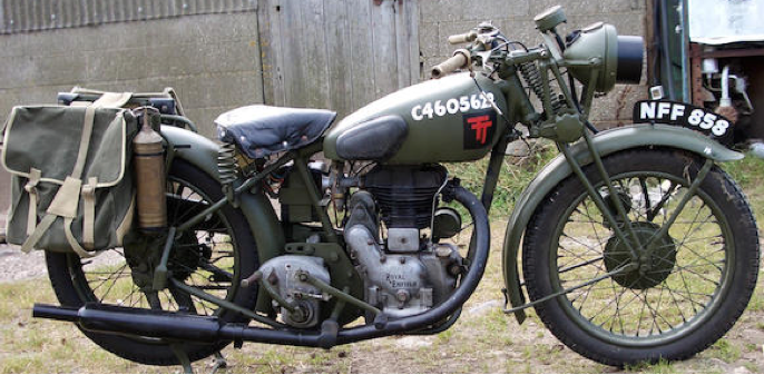 Мотоцикл Royal Enfield WD/G 346