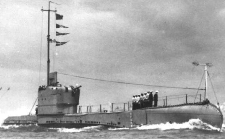 Подводная лодка «Perseus»