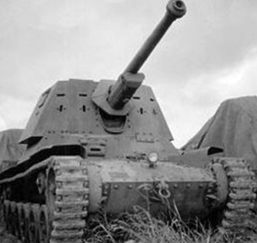 Противотанковая САУ Туре 3 Хо-Ни III
