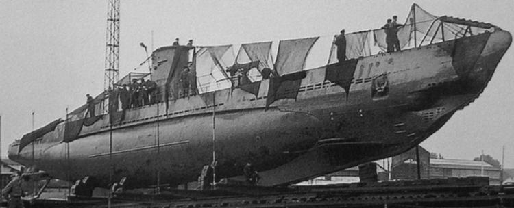 Подводная лодка «U-58»