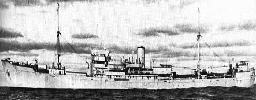 Вспомогательный крейсер  «Michel» (HSK-9)