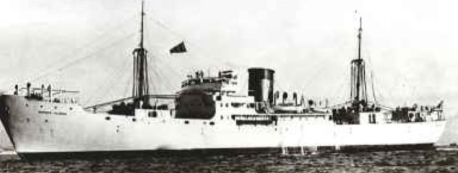 Вспомогательный крейсер «Charles Plumier» (Х-11)