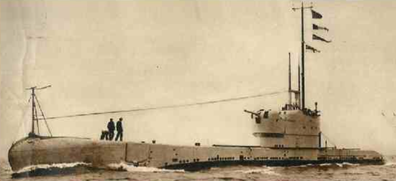 Подводная лодка «Parthian»