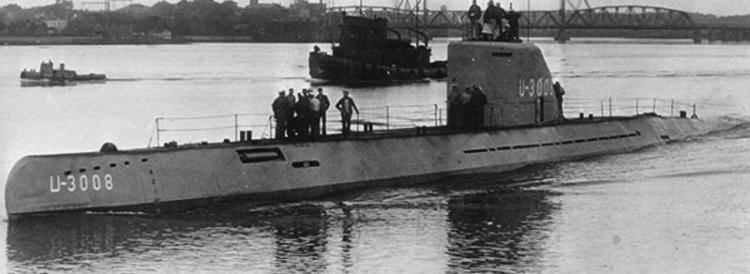 Подводная лодка «U-3008»