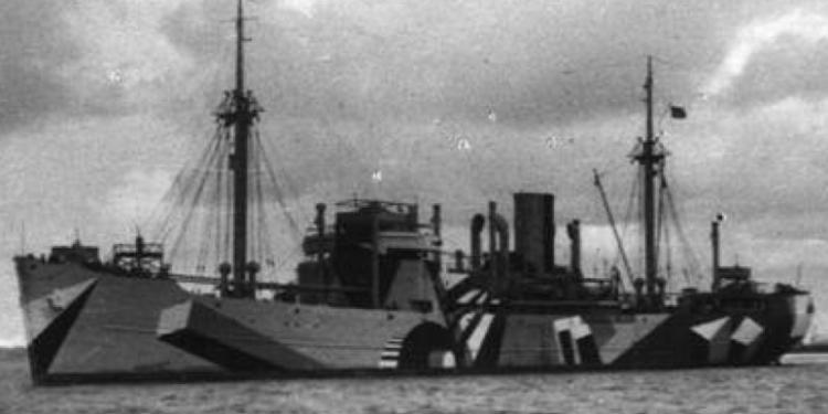 Вспомогательный крейсер «Coronel» (HSK-10)