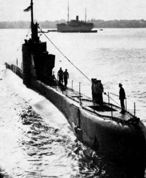 Подводная лодка «Proteus»