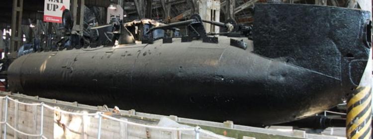 Подводная лодка «ХЕ-8»