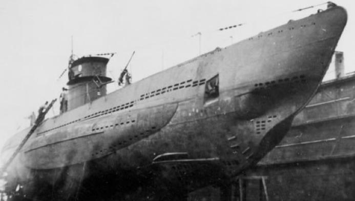 Подводная лодка «U-147»