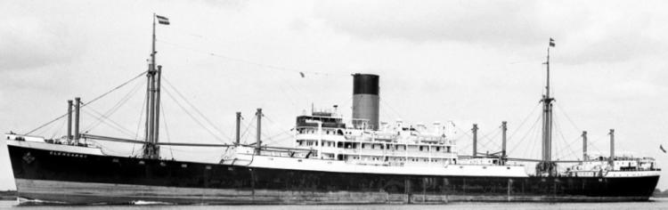 Вспомогательный крейсер «Hansa» (HSK-11)