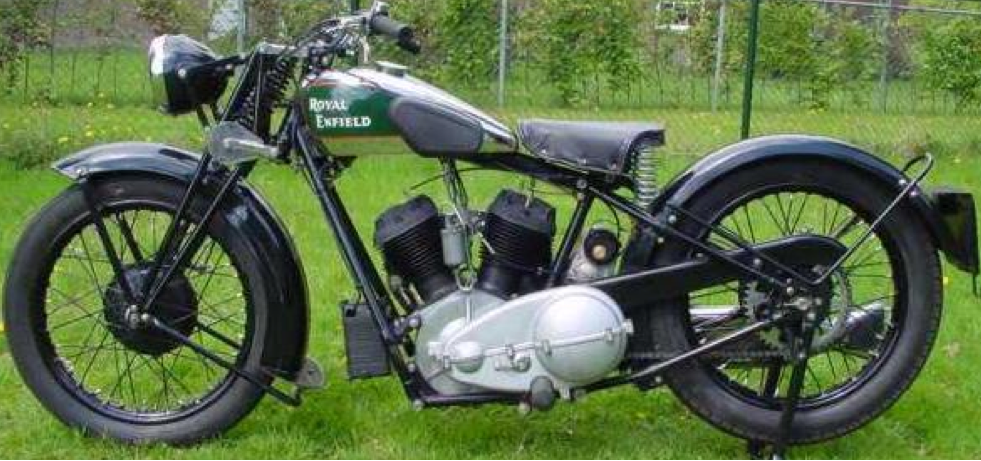 Мотоцикл Royal Enfield K