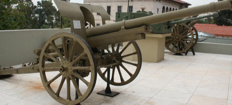 Полевая пушка Canon de 85 modèle 1927 Schneider