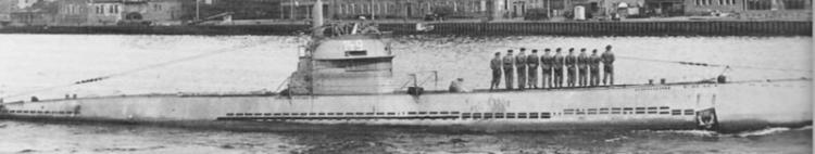 Подводная лодка «U-149»