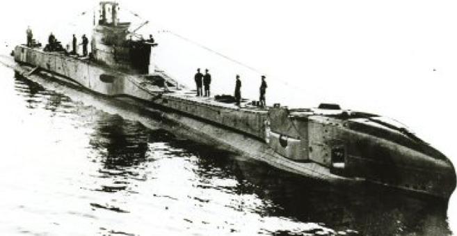 Подводная лодка «Thunderbolt» (Thetis)