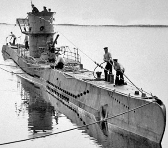 Подводная лодка «U-27»