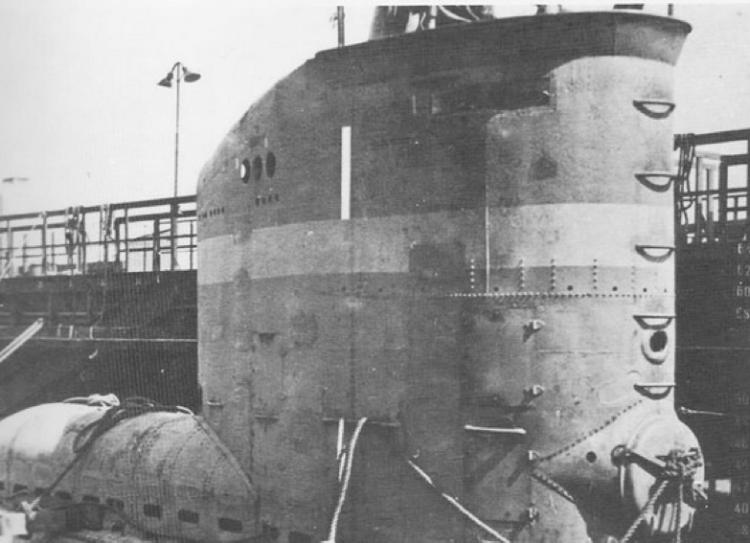 Подводная лодка «U-2359»