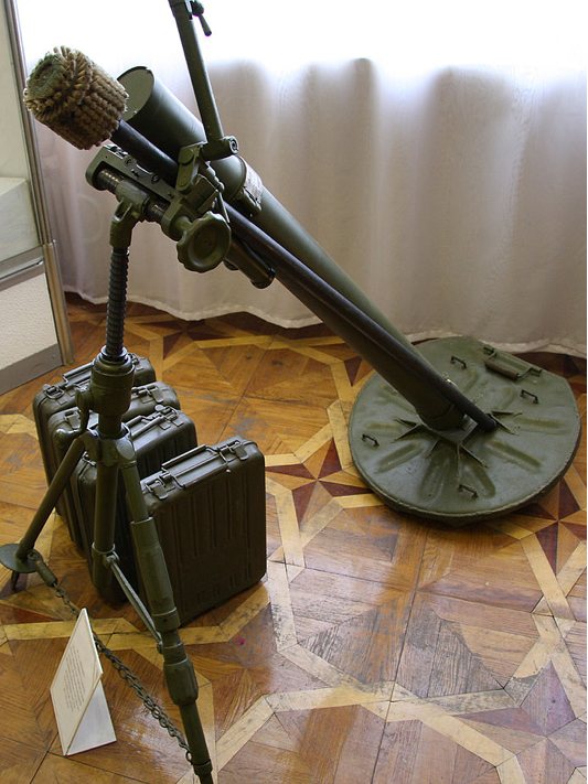 82-мм батальонный миномет образца 1936 г.