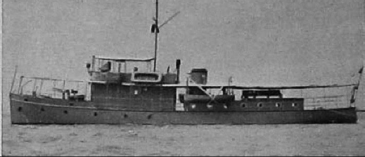 Канонерская лодка «Matanzas»