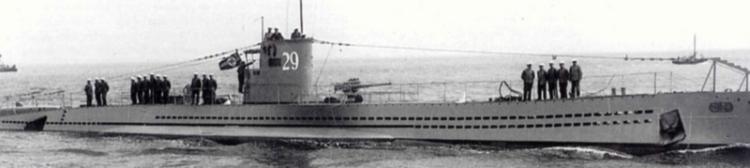Подводная лодка «U-29»