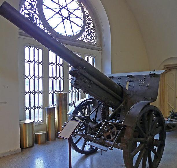 Полевая пушка 10,4 cm Feldkanone M-15