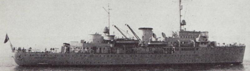 Плавбаза подводных лодок «Donau»