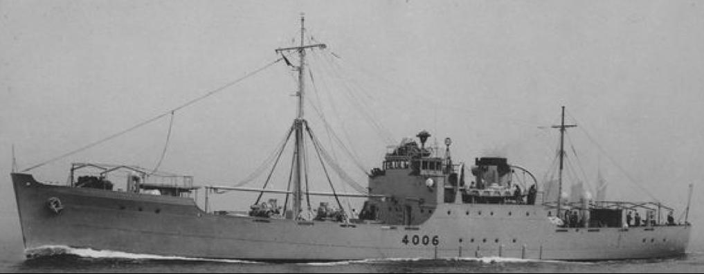Корабль продовольственного снабжения «Kinesaki»