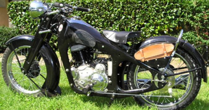 Мотоцикл Gnome-Rhone D5С