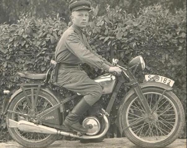 Мотоцикл Jawa -175 Williers