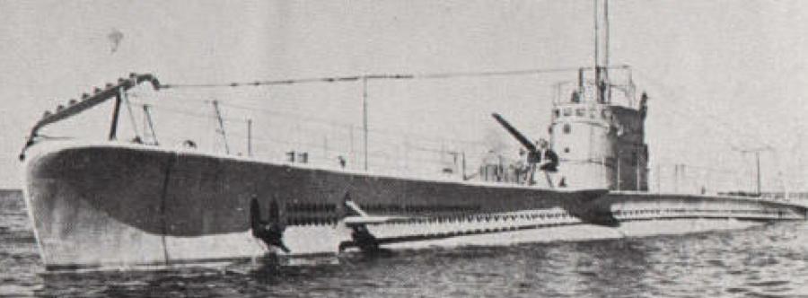Подводная лодка «Tupy»