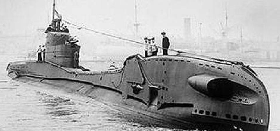 Подводная лодка «Thorn»