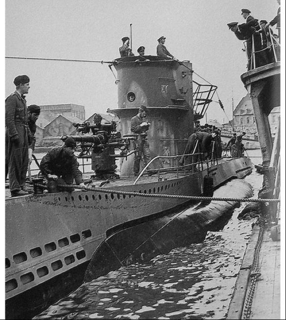 Подводная лодка «U-201»