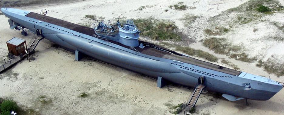 Подводная лодка «U-995»