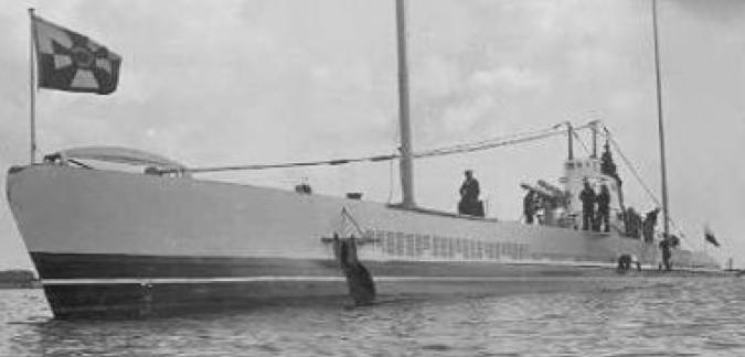 Подводная лодка «Wilk»