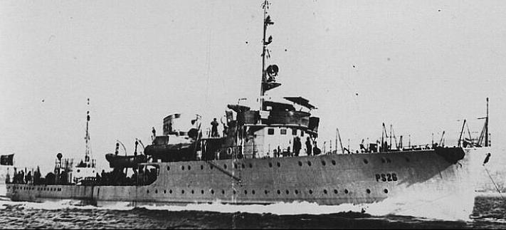 Сторожевой корабль «Киров»