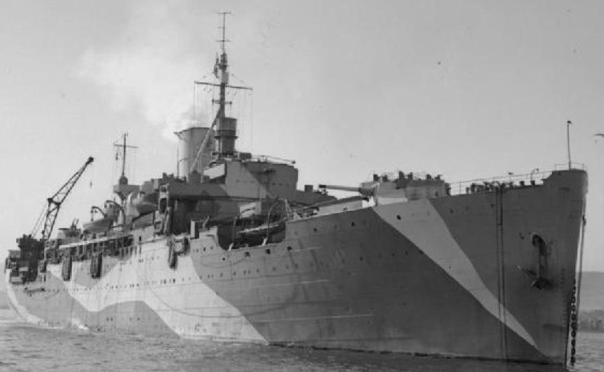 Вспомогательный крейсер «Corfu»