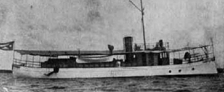 Канонерская лодка «Habana»