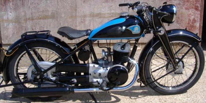 Мотоцикл Triumph B-254-F