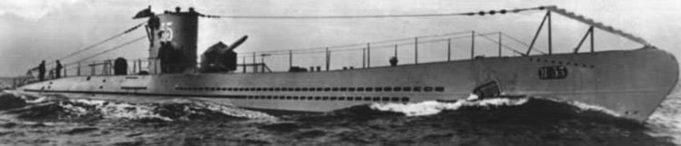 Подводная лодка «U-35»