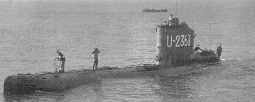 Подводная лодка «U-2363»