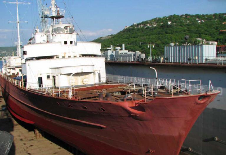 Яхта  «Ангара»