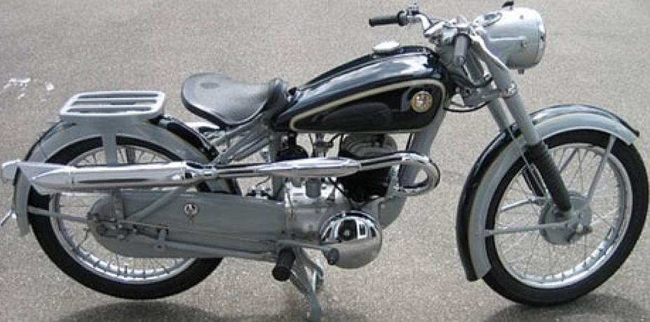 Мотоцикл Viktoria KR-25 S