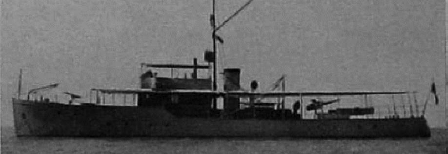 Канонерская лодка «Donativo»