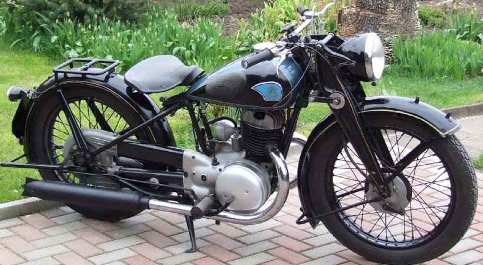 Мотоцикл Triumph B-350
