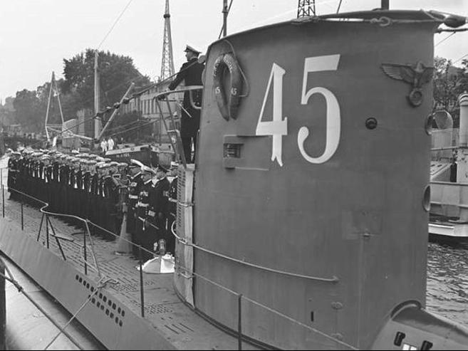 Подводная лодка «U-45»