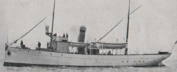 Канонерская лодка «Diez de Octubre»
