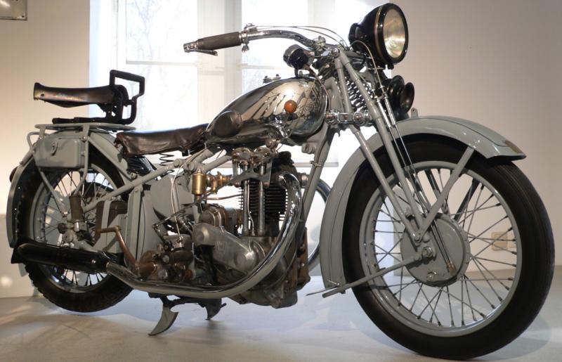 Мотоцикл Viktoria KR -50