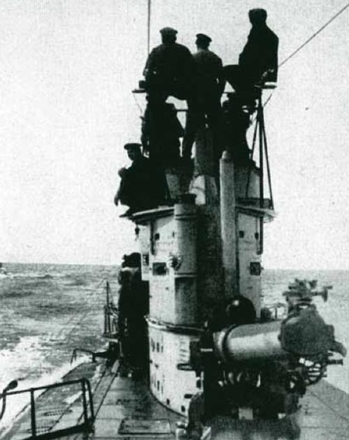 Подводная лодка «U-52»