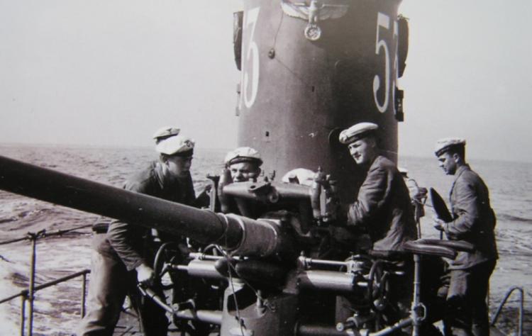 Подводная лодка «U-53»