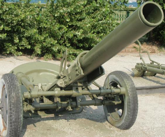 Миномет образца 1943 г. МТ-13