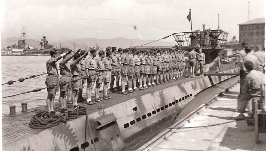 Подводная лодка «U-73»